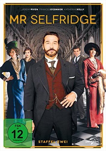 Mr. Selfridge - Staffel 2 [3 DVDs]