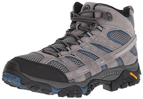 Preisvergleich Produktbild Merrell Men's Moab 2 MID Vent Sneaker,  Castle / Wing,  10 M US