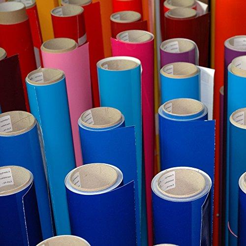 Frisch 5 Meter Premium Möbelfolie und Bastelfolie Lindgrün, Pastell Grün  VJ87