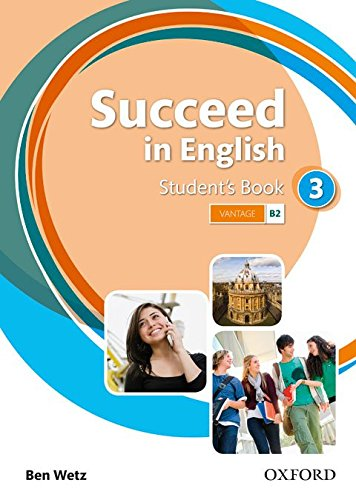 Succeed In English 3: Student's Book - 9780194844024