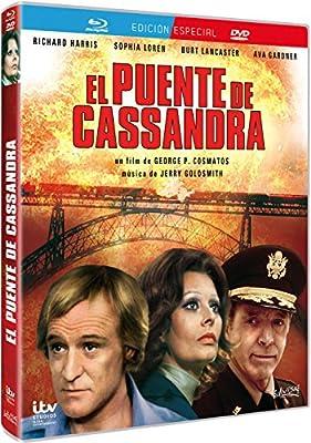 Treffpunkt Todesbrücke (The Cassandra Crossing, Spanien Import, siehe Details für Sprachen)