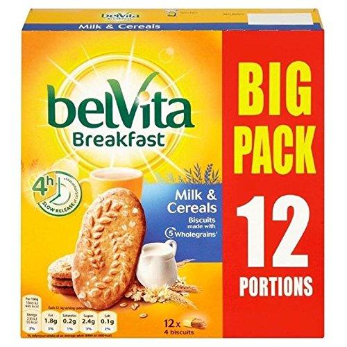 Belvita Lait Et Céréales Big Pack 12 X 50G