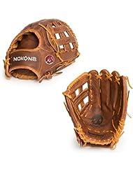 nokona Walnut Baseball H Web–For LeftHand–11,75inch