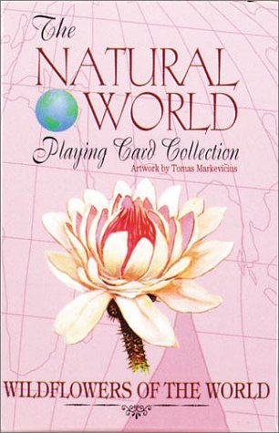 Wildflowers of the World (The Natural World Playing Card Collection)