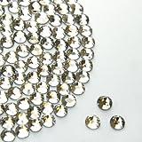 Diamante Me - Brillantes decorativos, 4mm, transferencia térmica, grado AA