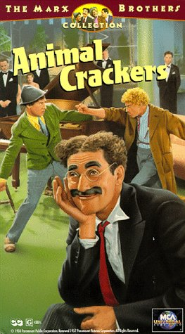 Preisvergleich Produktbild Animal Crackers [VHS]