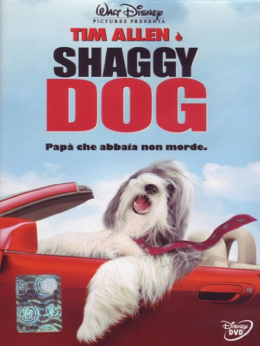 Shaggy dog [IT Import] Baker-olive