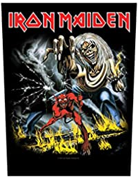 Iron Maiden Espalda parche – The Number of the Beast – Iron Maiden Back Patch