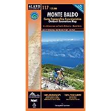 Monte Baldo - High Precision Topographic Map 1:25.000