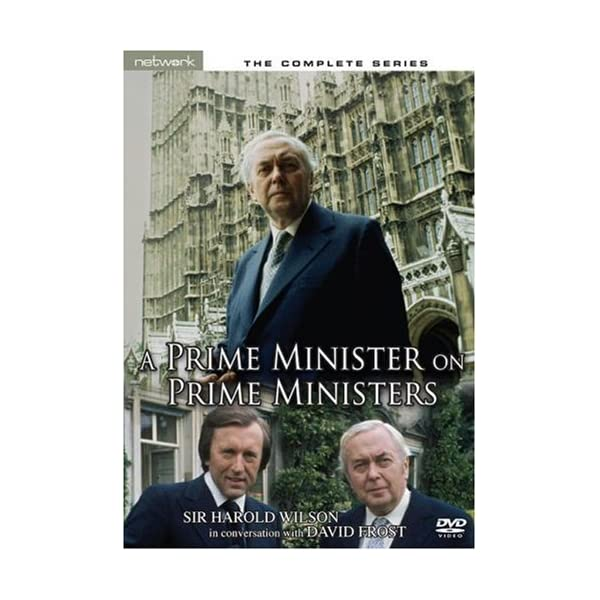 A Prime Minister On Prime Ministers – The Complete Series [2007] [DVD] 51FCV134glL