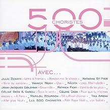 500 Choristes Avec.../Vol.1