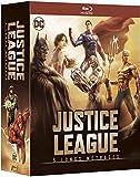 Justice League - 5 longs métrages: Le paradoxe Flashpoint + Guerre + Le Trône de l'Atlantide + Dieux et monstres + vs les Teen Titans - Coffret Blu-ray - DC COMICS