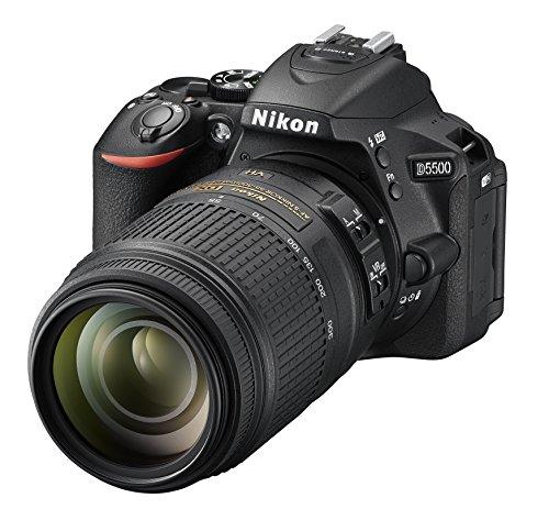Nikon D5500 + 18-55mm + 55-300mm