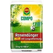 Compo Langzeitwirkung Rasendünger, 20.00kg (13112)