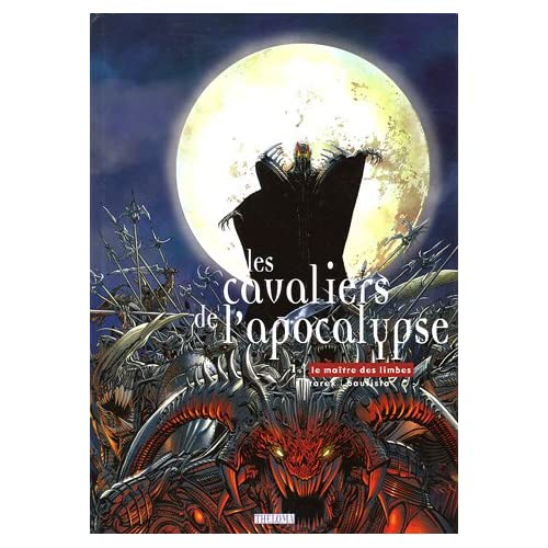 Les Cavaliers de l'apocalypse, tome 1