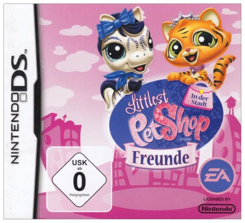 Littlest Pet Shop: Freunde in der Stadt - Ds-littlest Pet Shop