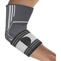bonmedico Kubo, Elastische Ellenbogen-Bandage Für Damen Und Herren, Anpassbare Gelenk-Bandage, Für Sport, Fitness... preisvergleich bei billige-tabletten.eu