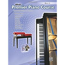 Alfred's Premier Piano Course, Duet 3