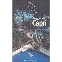 Le Goût de Capri et autres îles italiennes