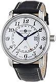 Zeppelin Unisex-Armbanduhr Chronograph Quarz Leder 7642-1