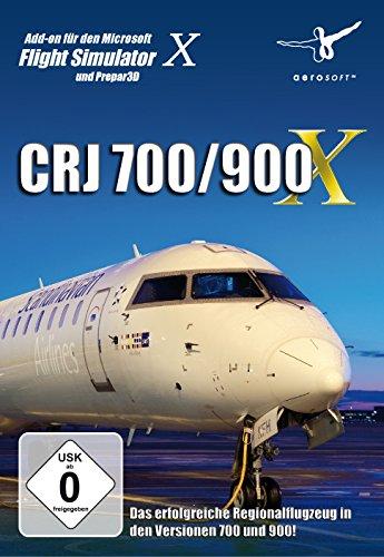 Flight Simulator X - Digital Aviation CRJ (Add - On) - [PC]