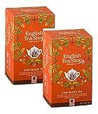 English Tea Shop Té Nero Chai alle Spezie - 2 x 20 Tea Bags (80 Gram)