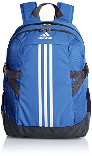 Imagen de adidas bp power ii  bolsa, color azul / blanco / negro
