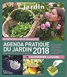 Agenda pratique du jardin