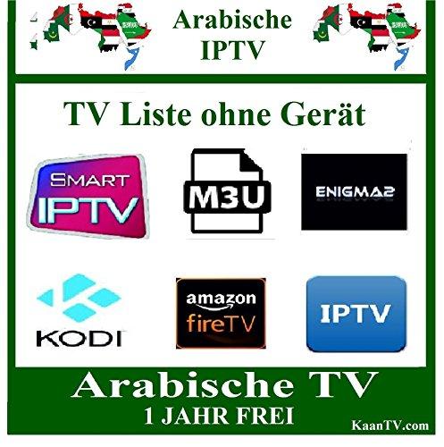 ARAB IPTV ARABISCHE TV SENDER OHNE GERÄT 1 JAHR FREI & TOP QUALITÄT IPTV ARABIC IPTV 1 YEAR