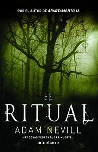 El ritual par Adam Nevill