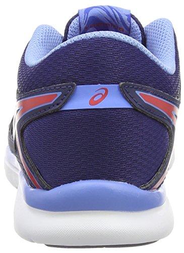 Asics - Gel-fit Tempo 2, Scarpe da corsa Donna Blu (Indigo Blue/Hibiscus/Powder Bl 4923)