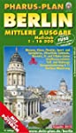 Pharus-Plan Stadtplan Berlin - Mittle...