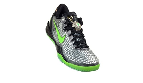 82d0f71bb539 Nike Kobe 8 System SS Christmas (639522-001) Mens Shoes  Amazon.in  Shoes    Handbags