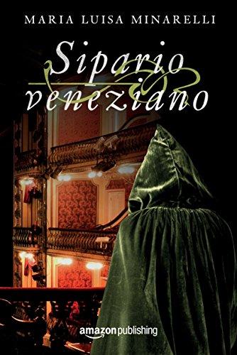 Sipario veneziano (Veneziano Series Vol. 3) Sipario veneziano (Veneziano Series Vol. 3) 51FCcYW48GL