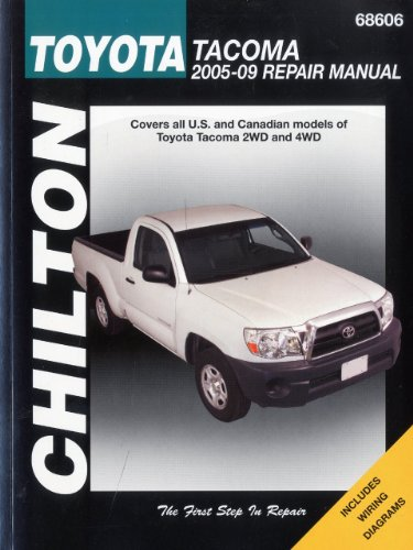 chiltons-toyota-tacoma-2005-09-repair-manual