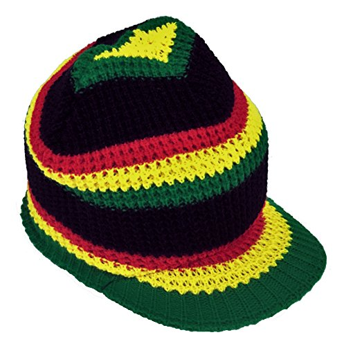 Rastafari Cap The Cozy