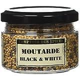 Comptoir des Epices Moutarde Duo Méli-Mélo de Graines 80 g -