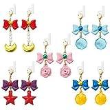 Sailor Moon Earphones Charm Complete set of 5