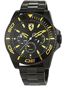 Scuderia Ferrari Herren-Armbanduhr Datum Klassisch Quarz 830309