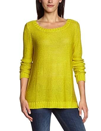 ICHI Oliva Long Sleeve Women's Tunic Cress Green Medium