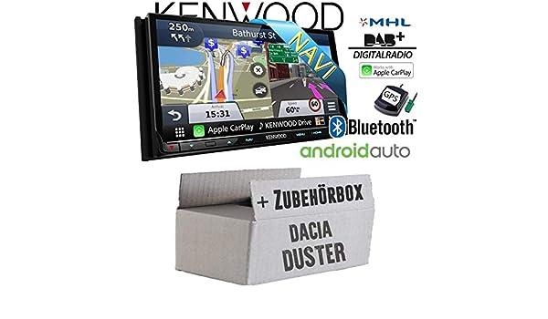 Autoradio Radio JVC KW-DB93BT 2-DIn DAB+ Bluetooth MP3 USB JUST SOUND best choice for caraudio Einbauset f/ür VW Passat 3C CC B6 B7 Einbauzubeh/ör
