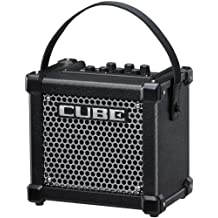 Roland Micro Cube GX - Amplificador de guitarra, color negro