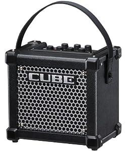 roland: Roland Micro Cube GX - Amplificador de guitarra, negro