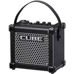 Roland Micro Cube GX - Amplificatore per chitarra, colore: Nero