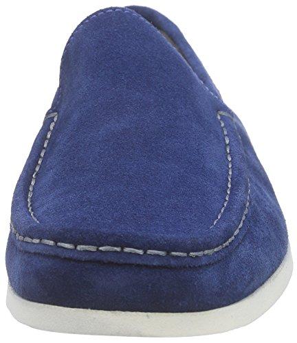 Sioux Sambor, Mocassins homme Bleu - Blau (bluette)