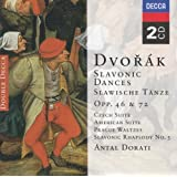 Dvorak: Slavonic Dances; Czech Suite etc.