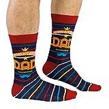 World's Best Dad Socken für Männer im Paar - Bester Dad Strumpf