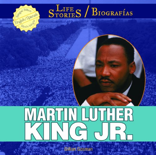 Martin Luther King Jr. (Life Stories / Biografias) por Gillian Gosman