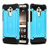 J&D Case Compatible for Huawei Mate 9 Case, Heavy Duty
