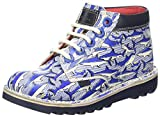 Kickers Boys Joules Collaboration Kick Hi Ankle Shoes
